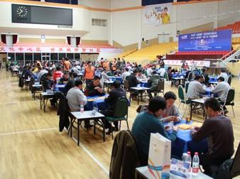 2012年第四届全国斗地主锦标赛总决赛于北京地坛体育馆隆重开幕